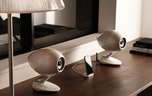 Eclipse TD-M1 Airplay Wireless Speaker System