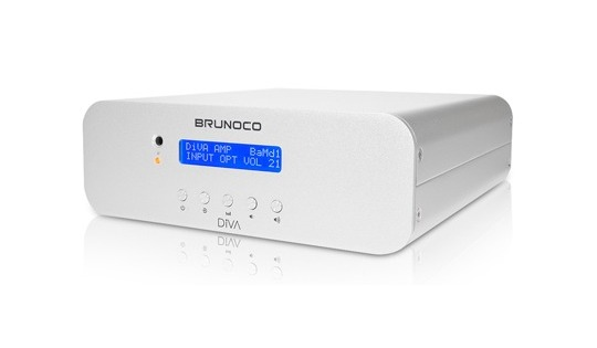 Hifi Review  - Brunoco Diva Integrated Digital Amplifier