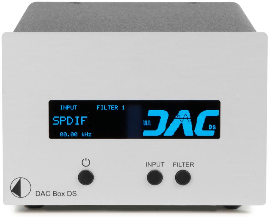 Pro_ject DAC Box Gets DSD