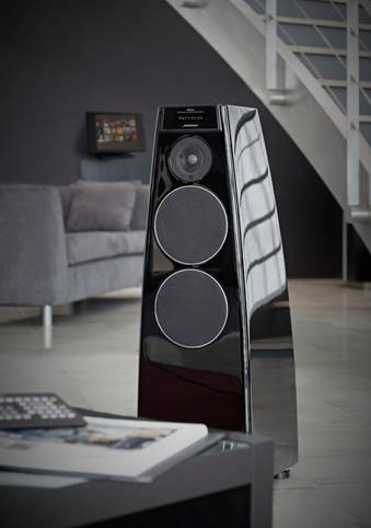 Meridian Announce Availability of New DSP Active Loudspeakers