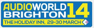 Audio World '14 Brighton