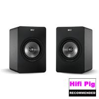 Hifi Review - KEF X300A Loudspeakers