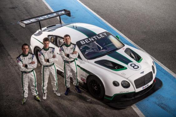 Naim to Sponsor Bentley GT3 Team