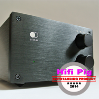 Hifi Review - CLONES Audio Pre and Power Amplifiers