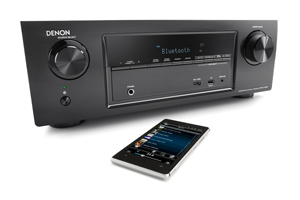 New from Denon