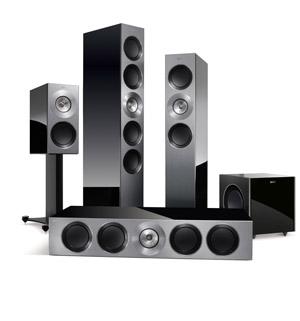 KEF Reference Loudspeakers