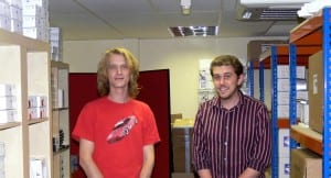 Chris Green & Alex Denyer