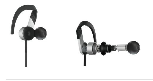 KEF Upgrade M200 In-Ear Headphones