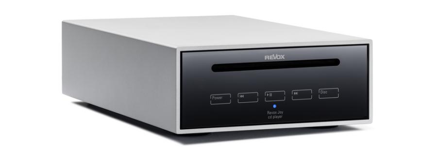 ReVox Announce Joy CD Player