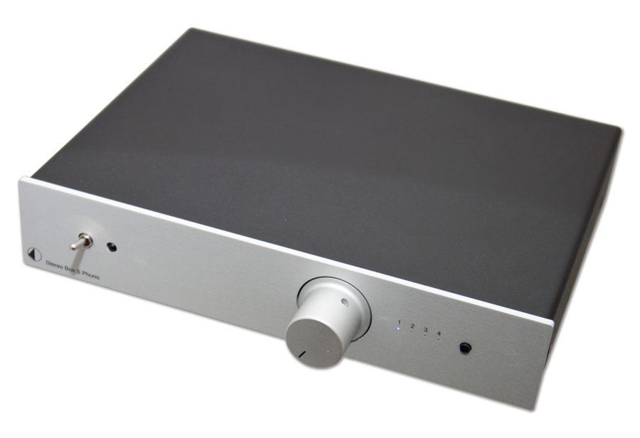 Pro-Ject Stereo Box Phono