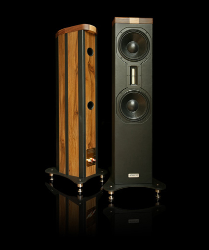 Robson Acoustics Announce Flagship Loudspeaker