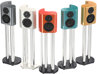 Crystal Cable Minissimo Loudspeaker
