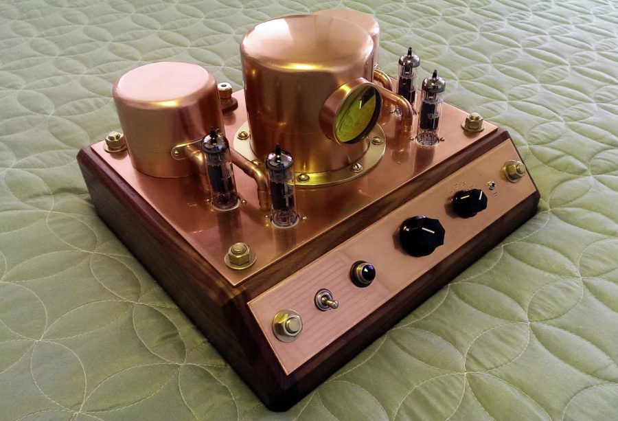 The SteamAmp II From Copperstream