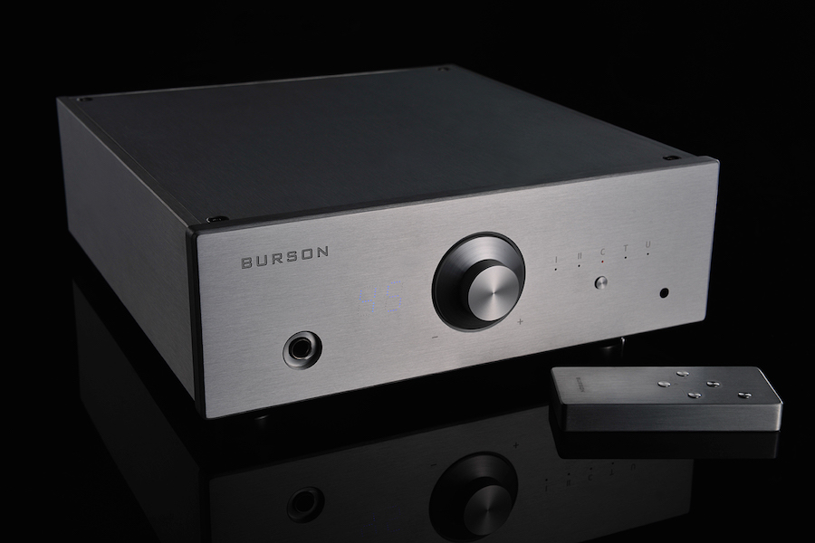 New USB DAC, Headphone Amp and Preamplifier From Burson