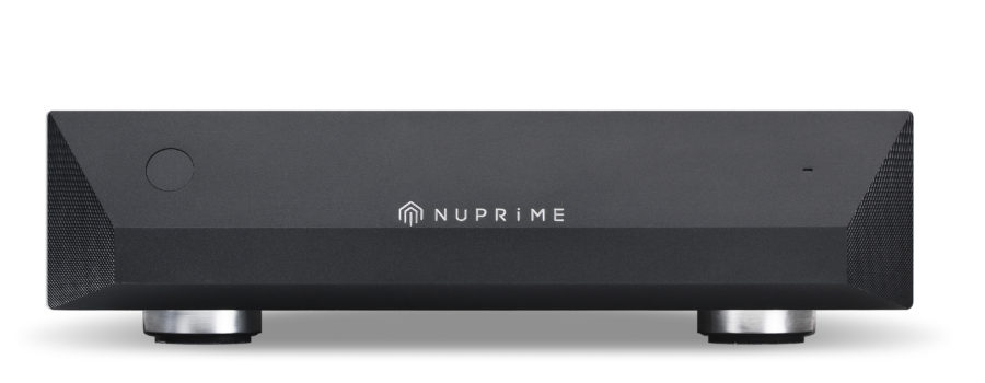NuPrime Audio DAC-10H and ST-10 Power amplifier