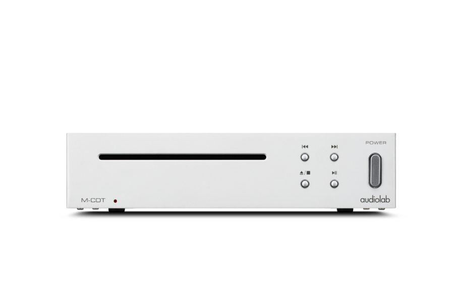 New CD Player From Audiolab