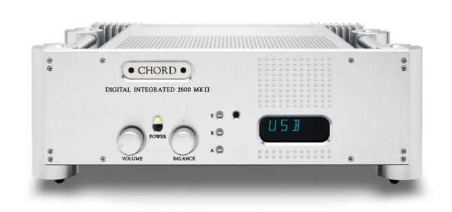 Chords CPM 2800 Gets MkII Status