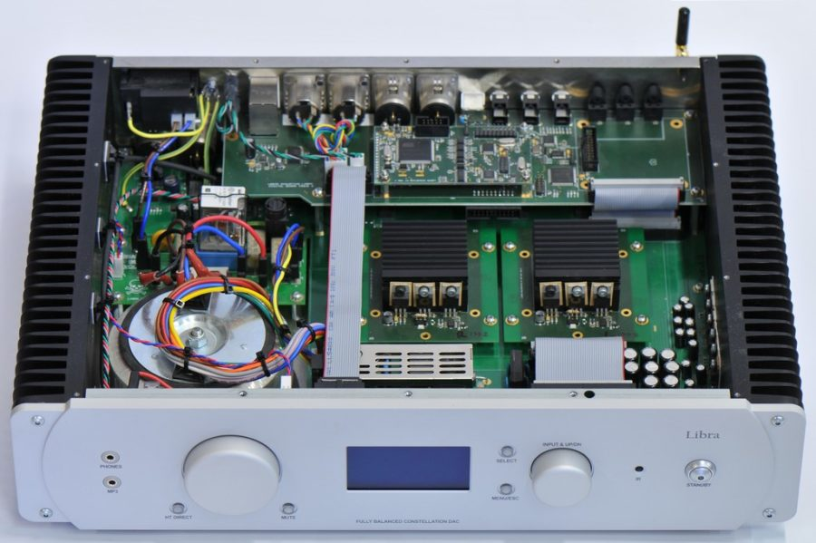Leema Libra DAC and Preamplifier
