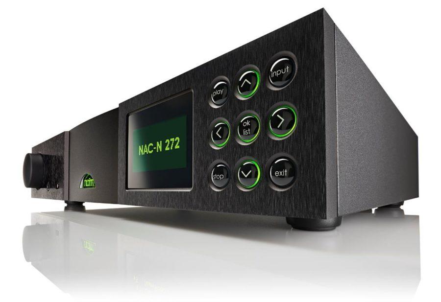 Naim NAC -N 272 Streaming Preamplifier