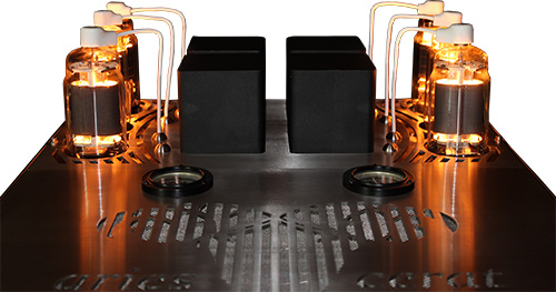 Aries Cerat  Diana Integrated Tube Amplifier