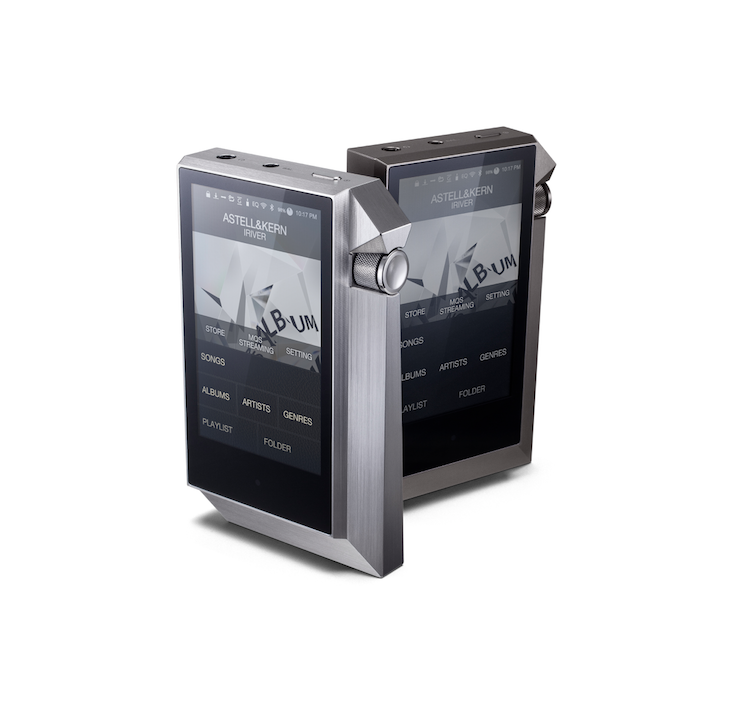 Astell&Kern Announce Stainless Steel AK240