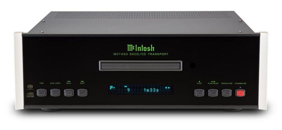 McIntosh Laboratory MCT450 SACD/CD Transport