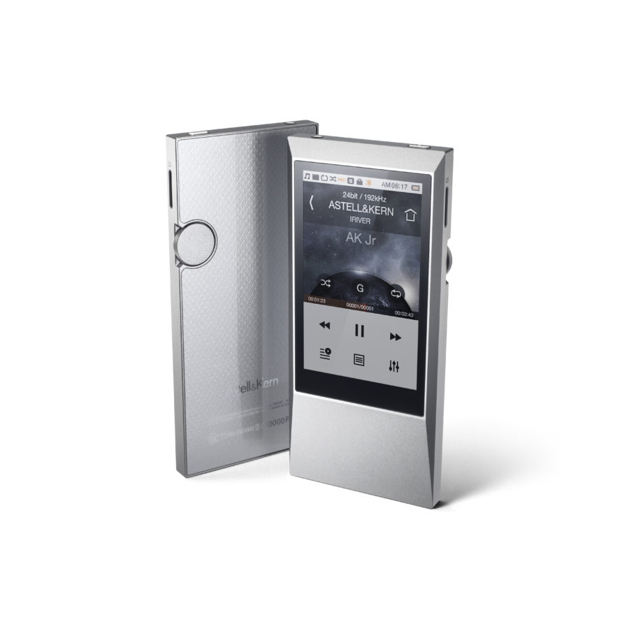 Astell&Kern Launch AK Jr