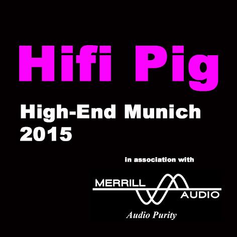High End Munich 2016