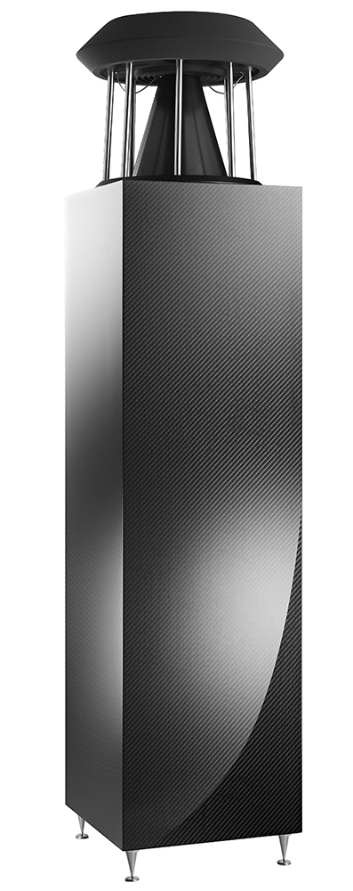 German Physiks Unlimited Mk II _ carbon fibre_frontj