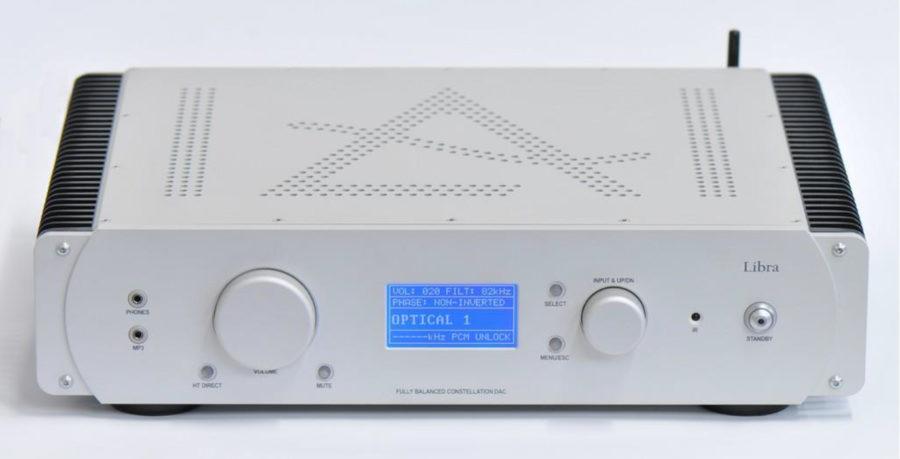 Leema Acoustics Libra DAC At High End