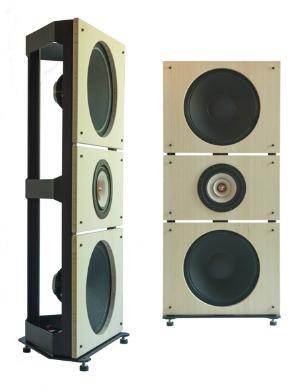PureAudioProject Release Trio15 Aluminium Frame