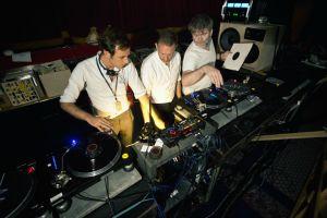 McIntosh Despacio Sound System At The Lovebox Festival