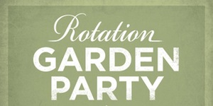 Rotation Garden Party 22nd August 2015