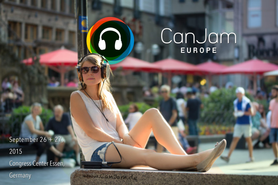 CanJam Europe 2015 Update