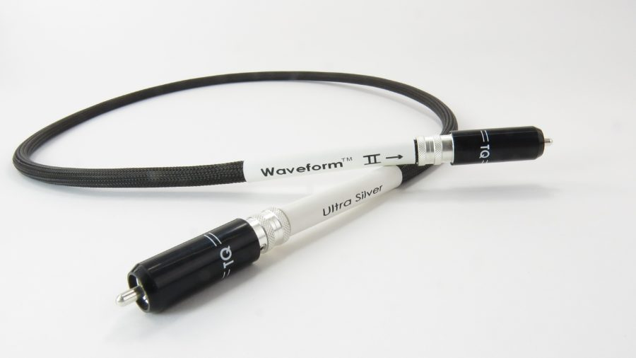 Tellurium Q Announce Ultra Silver Waveform II Digital RCA
