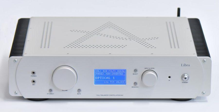 Leema Acoustics Libra DAC Now Shipping