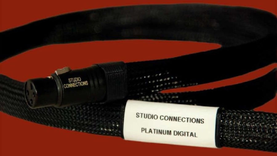 Studio Connections Platinum Digital Interconnects