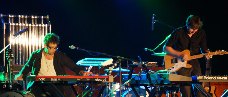 Tubular Bells For Two Live Dates