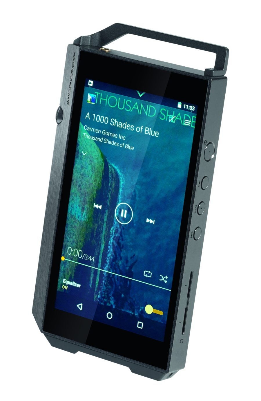 Portable Player from Pioneer Has MQA Support