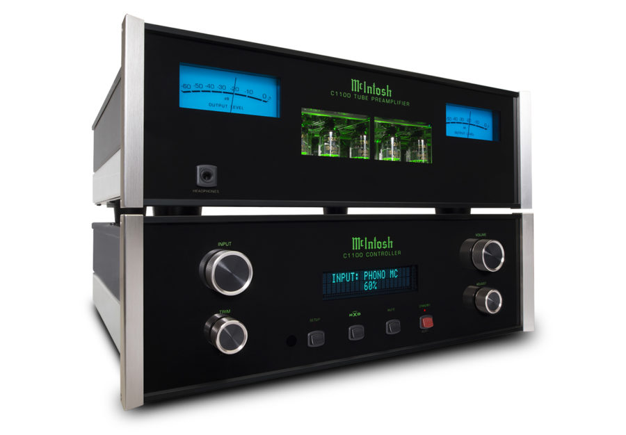 New Preamplifier From McIntosh