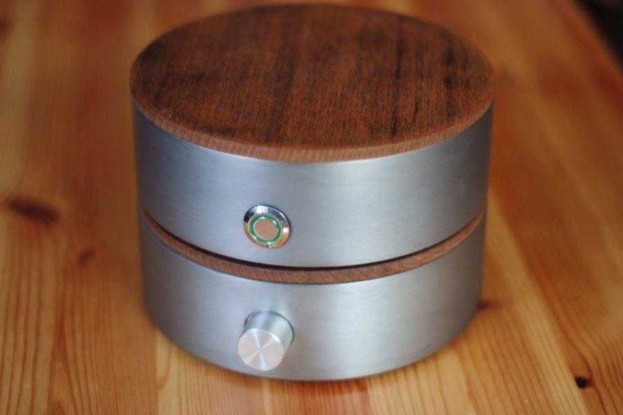 Hana Lab Audio Server and Amps