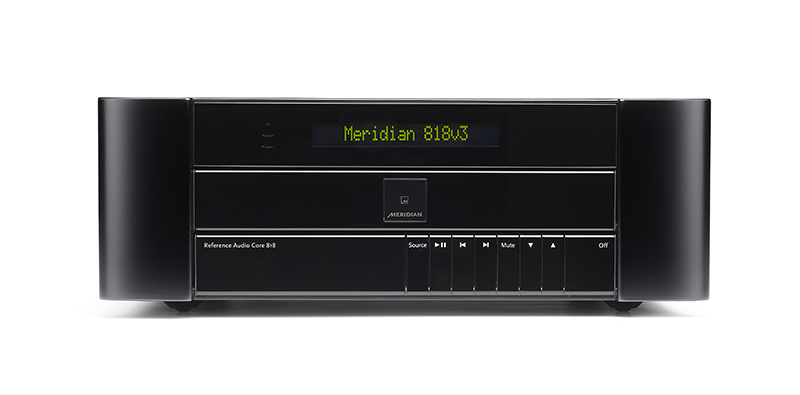 Meridian 818V3 Reference Audio Core
