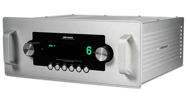 Audio Research Reference 6 Preamplifier Announced