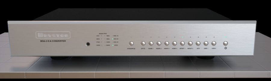 New DAC From Bryston