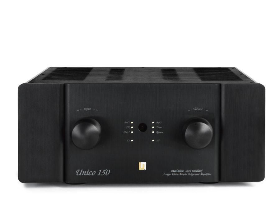 Unison Research Unico 150 Amplifier Announced