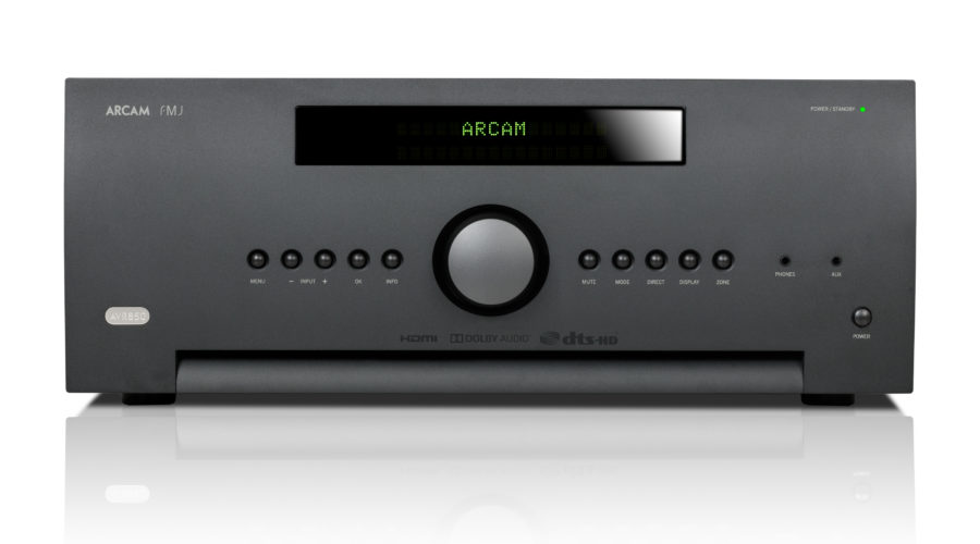 New AV Amps From Arcam