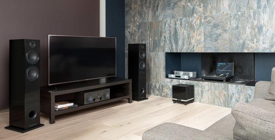 New Elara Speaker Range From Triangle