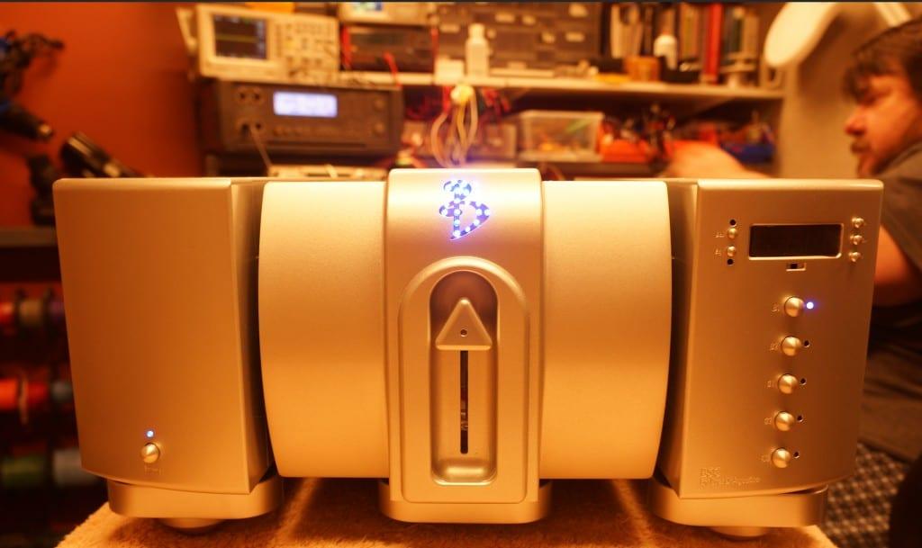 BSC Audio L5 Preamplifier