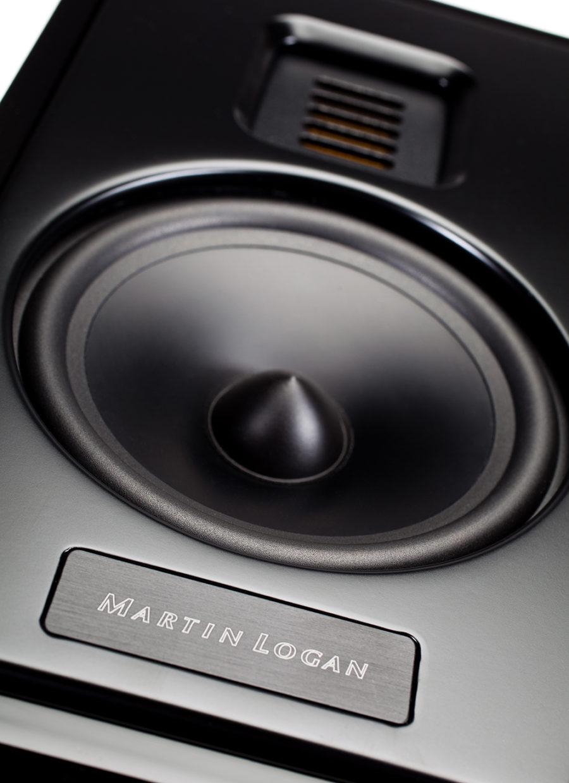 Review - Martin Logan Motion 15 Standmount Loudspeakers
