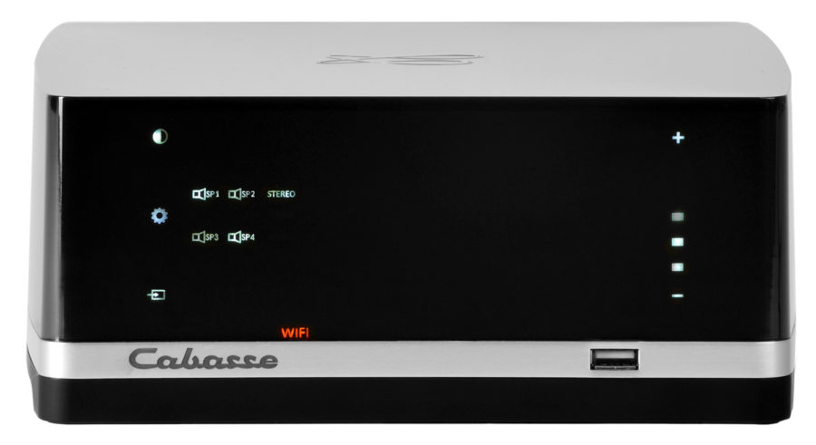 Review - Cabasse Stream 100 Amplifier and Surf Loudspeakers